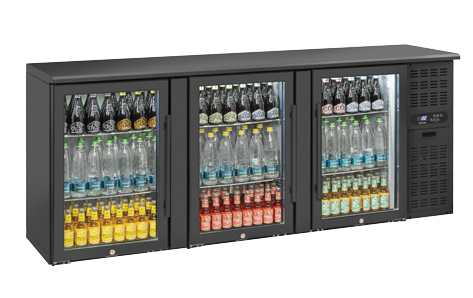 Image of the refrigeration product QBG 300. A professional SUBCATEGORY DRINKS solution.